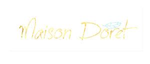 le logo Maison Doret