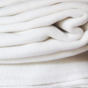 polaire de coton biologique